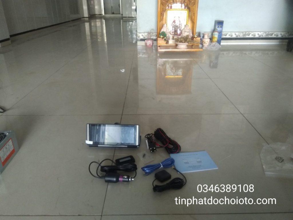 Lắp Camera Hành Trình Taplo T98
