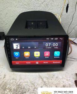 Tại Sao Nên Lắp Đầu DVD Android Cho Xe Tucson