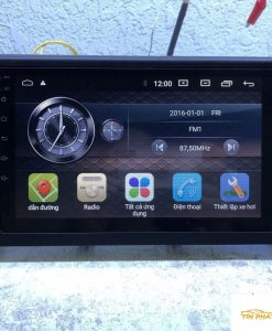Tại Sao Nên Lắp Đầu DVD Android Cho Xe Innova