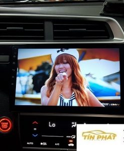 Lắp DVD Android Xe Honda Jazz Quận 12