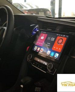Chế Độ Bảo Hành Khi Lắp DVD Android Xe Honda Civic Tại Tín Phát Đồ Chơi Ô Tô