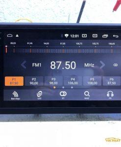 Các Thông Số Đầu DVD Android Lắp Cho Xe