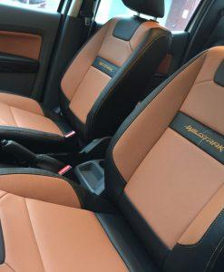 May Bọc Ghế Da Xe Ford Ranger