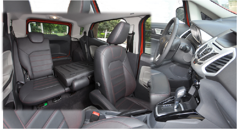 May Bọc Ghế Da Xe Ford Ecosport Quận 12