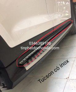 Bệ Bước Chân Hyundai Tucson 2018 - 2019