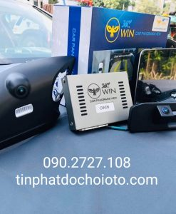 Lắp Camera 360 Độ Owin Giá Rẻ Tphcm