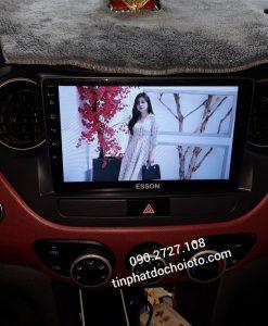 Màn Hình DVD Android Xe I10 2020
