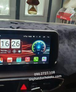 Màn Hình Dvd Android Xe Santafe 2020