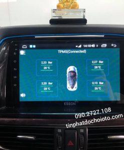 Màn Hình DVD Android Mazda Cx5
