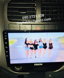 Lắp Màn Hình DVD Android Chức Năng Giải Trí Đa Phương Tiện Xem Youtobe