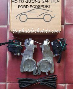 Độ Gương Điện Tự Động Xe Ford Ecosport