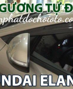 Độ Gương Điện Gập/Xòe Tự Động Khi Bấm Lock/Unlock Trên Remote Dành Riêng cho Hyundai Elantra