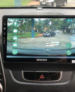 Màn Hình DVD Android Hyundai Tucson