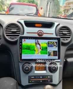 Màn Hình DVD Android Xe Kia Caren
