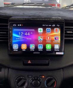 Hoàn Thành Quy Trình Lắp Đầu DVD Android Xe Suzuki Ertiga Tại Quận 12, Hcm