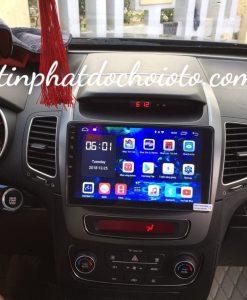 Màn Hình DVD Android xe Kia Sorento