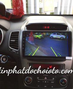 Màn Hình DVD Android Xe Kia SorentoTích Hơp Camera Lùi AHD