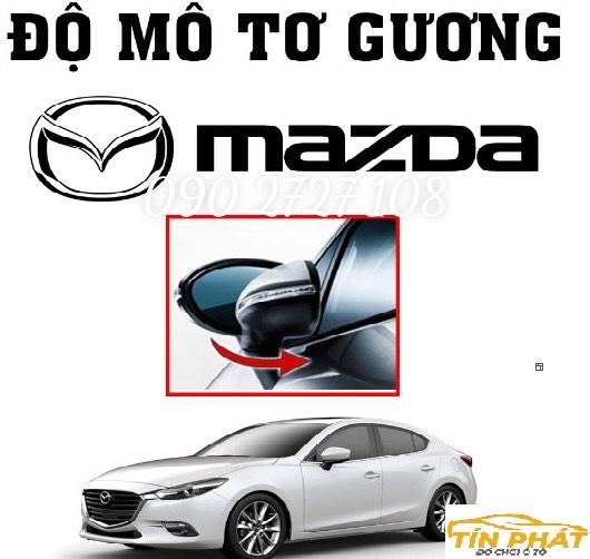Độ Gương Điện Tự Động Xe Mazda 3