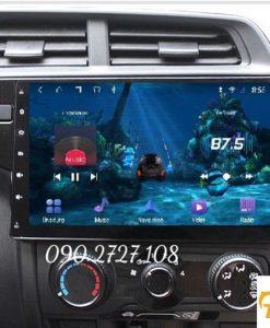 Màn Hình DVD Android Xe Honda Jazz 2021