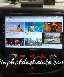 Màn Hình DVD Android Gotech GT8