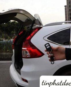 Độ Cốp Điện Xe Honda CRV
