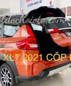 Độ Cốp Điện xe Suzuki XL7