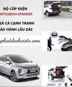 Độ cốp điện xe Mitsubishi Xpander
