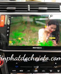 Màn Hình DVD Gotech GT8 Max Tích Hợp Camera Lùi AHD Siêu Nét