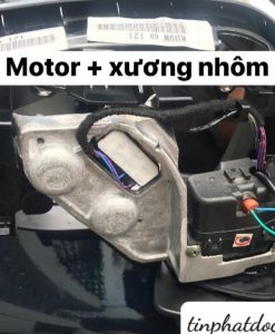 Độ Gương Gập Điện Xe Honda Jazz