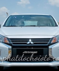 Độ Gương Gập Điện xe Mitsubishi Attrage