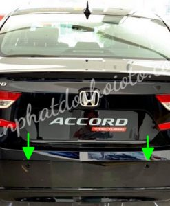 Lắp Cảm Biến Lùi Honda Accord