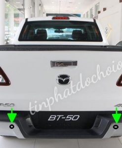 Lắp Cảm Biến Lùi Mazda BT50