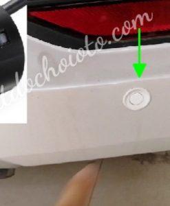 Lắp Cảm Biến Lùi Xe Nissan Sunny