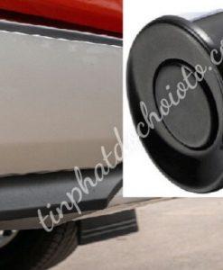 Lắp Cảm Biến Lùi xe Nissan Juke