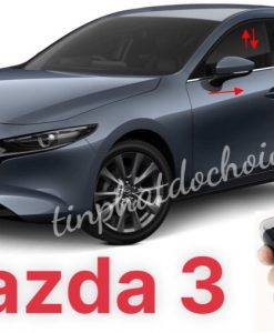Gập Gương Lên Xuống Kính Tự Động Mazda 3
